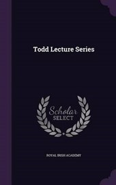Todd Lecture Series