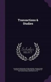 Transactions & Studies