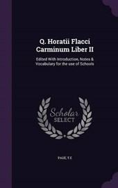 Q. Horatii Flacci Carminum Liber II