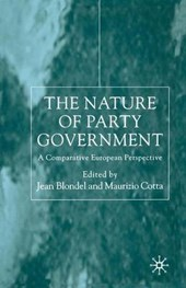 The Nature of Party Government