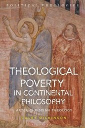 Theological Poverty in Continental Philosophy