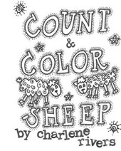 Count and Color Sheep