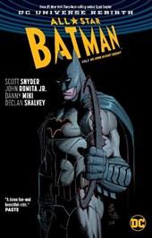 All star batman (01): my own worst enemy (rebirth)