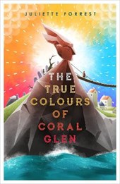 True colours of coral glen