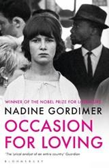 Occasion for Loving | Nadine Gordimer |