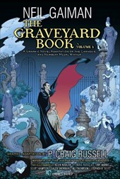 The Graveyard Book Graphic Novel, Part 1