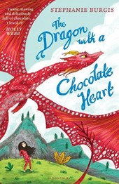 Dragon with the chocolate heart
