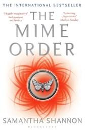 The bone season (02): the mime order