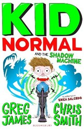 Kid normal (03): kid normal and the shadow machine