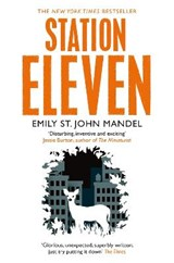 Station eleven | Emily St. John Mandel |