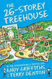 Treehouse books (02): 26-storey treehouse