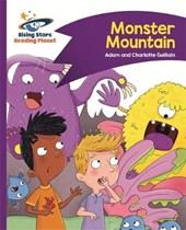 Reading Planet - Monster Mountain - Purple: Comet Street Kids