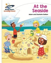 Reading Planet - At the Seaside - White: Comet Street Kids