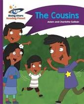 Reading Planet - The Cousins - Purple: Comet Street Kids
