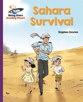 Reading Planet - Sahara Survival - Purple: Galaxy