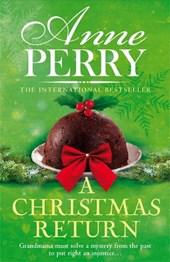 A Christmas Return (Christmas Novella 15)