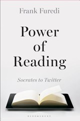 Power of reading   frank furedi  