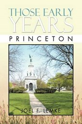 Those Early Years - Princeton