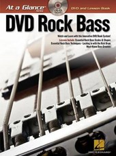 DVD Rock Bass [With DVD]