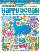Notebook Doodles Happy Ocean