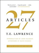 27 Articles | T. E. Lawrence | 9781501182006