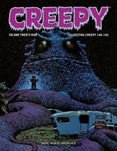 Creepy Archives Volume 29