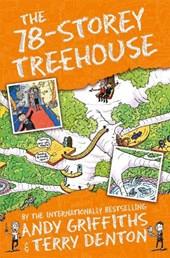 Treehouse books (06): 78-storey treehouse