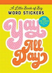 Little Book of Big Word Stickers