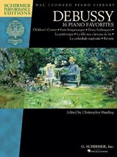 Debussy - 16 Piano Favorites