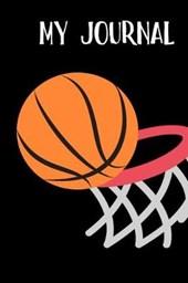 Basketball Emoji Journal