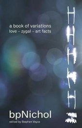 a book of variations