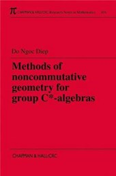 Methods of Noncommutative Geometry for Group C*-Algebras