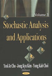 Stochastic Analysis & Applications, Volume 3