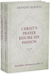 Christ's Prayer Before His Passion: Expository Sermons on John 17, 2 Volumes