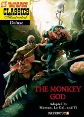 Classics Illustrated Deluxe #12: The Monkey God