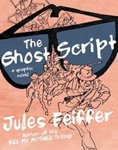 Ghost script: a graphic novel
