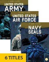 US Armed Forces (Set of 6)