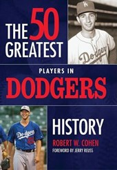 50 Greatest Players in Dodgers History
