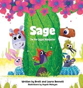 Sage, The One-Legged Woodpecker