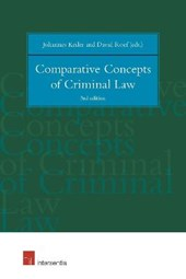 Comparative Concepts of Criminal Law 3rd ed. 2019