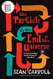 Patricle at the end of the universe