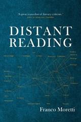 Distant Reading   Franco Moretti  
