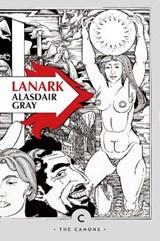 Lanark (canons)   Alasdair Gray  