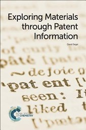 Exploring Materials through Patent Information