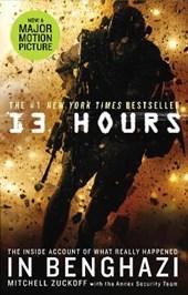 Zuckoff, M: 13 Hours