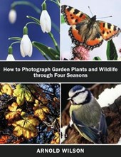 How To Photograph Garden Plants and Wildlife Through Four Seasons