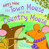 C24 AesopTown Mouse & Country Mouse