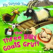 My Fairytale Time: Three Billy Goats Gruff