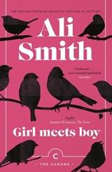 Canons Girl meets boy | Ali Smith |