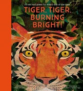 Tiger tiger burning bright!